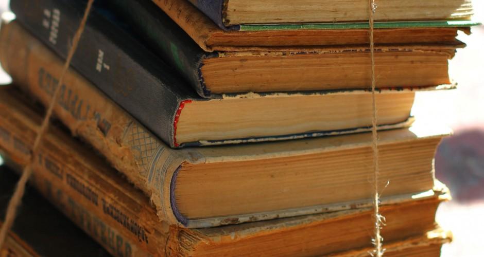 Abholung Bücher und Geld!