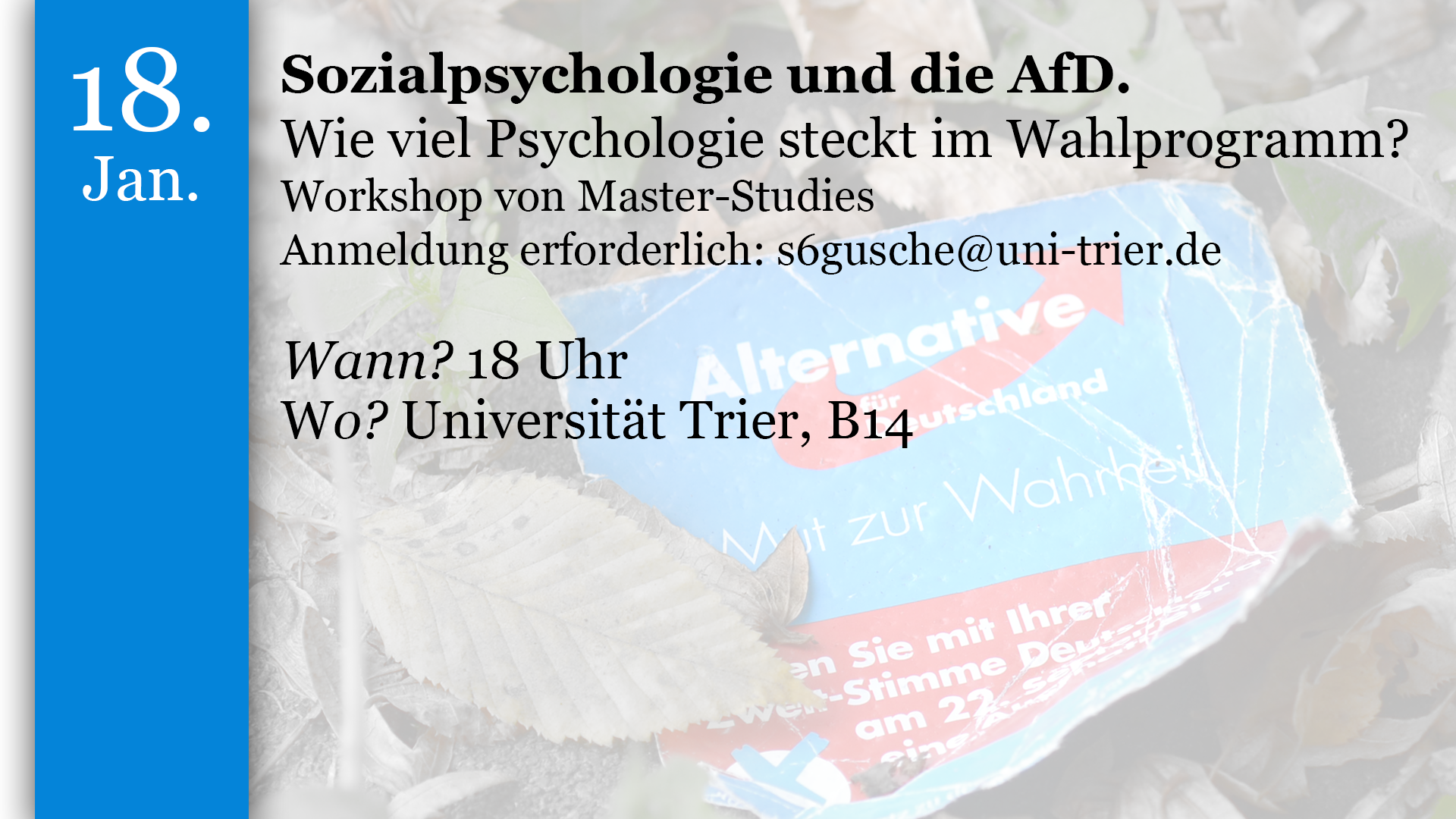 Psychoworkshop